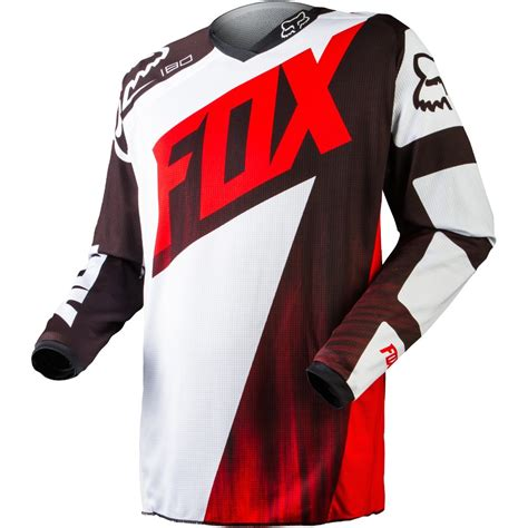 fox motocross gear canada fox racing 180 vandal jersey jerseys