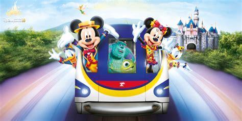 Disney Land Hongkong Promo Ticket Child 03 11 Yrs mtr gt mtr souvenir ticket sets