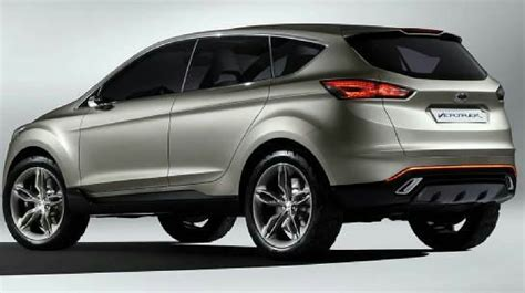 New Ford Kuga 2018 by 2018 Ford Kuga Side Hd New Car Release News