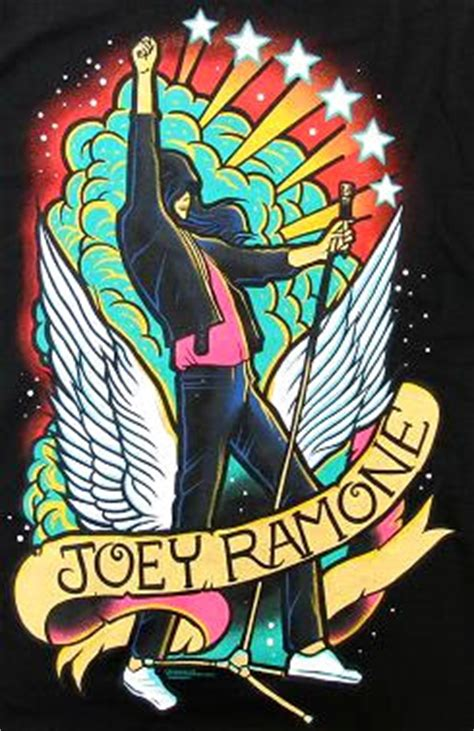 T Shirt Joey Ramone Vintage Import ramones t shirt pictures to pin on