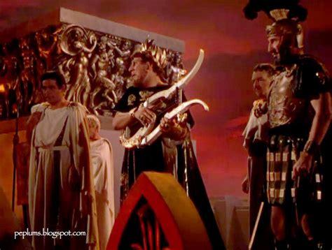 film gratis quo vadis peplum tv nero and his lyre while rome burns