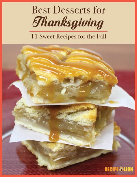 desserts for quot the best desserts for thanksgiving 11 sweet recipes for