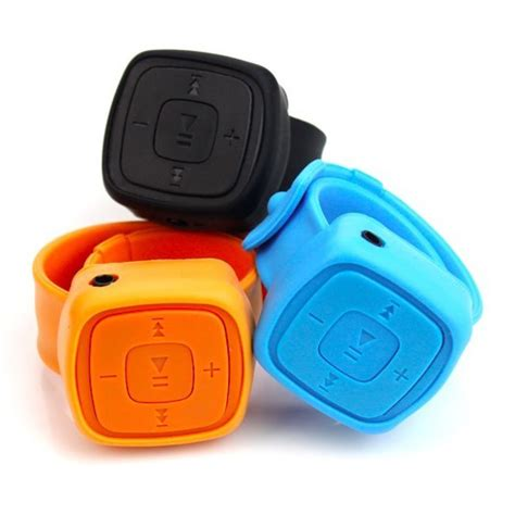 mini watches mp3 player with micro tf card slot blue jakartanotebook