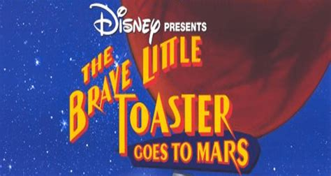 The Brave Toaster Goes To Mars alex jowski reviews the brave toaster goes to mars