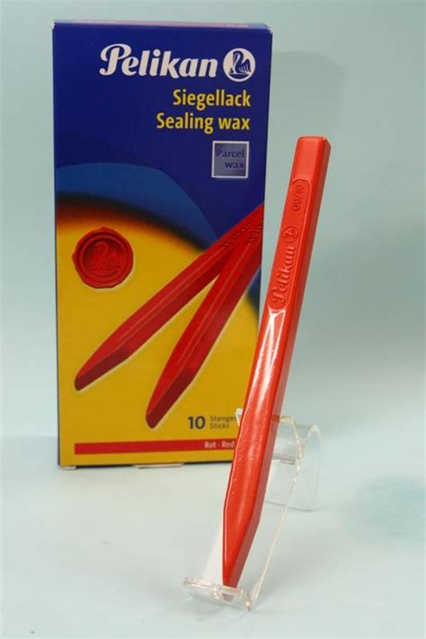 Pelikan Siegellack Sealing Wax Parcel Wax pelikan sealing wax lacquer l end 9 30 2016 2 53 pm myt