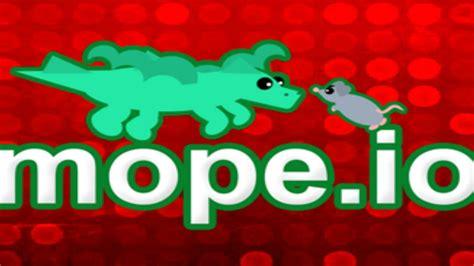 mope io im evolving mope io youtube