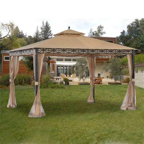 ultra grade allogio gazebo replacement canopy garden winds