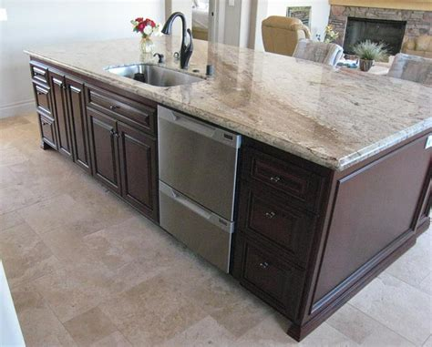 kitchen island electrical outlet custom kitchen cabinets