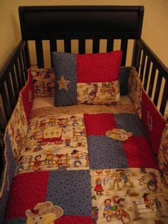 Baby Rag Quilts Cowboy Baby And Rag Quilt On Pinterest Texans Crib Bedding