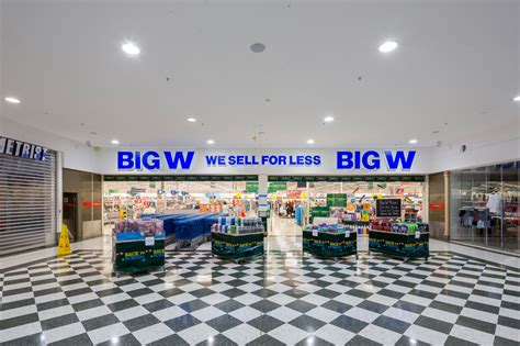 Big W Gift Cards Australia - big w menai marketplace