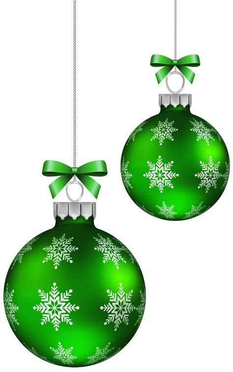 green clipart christmas decoration pencil and in color
