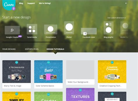 canva mobile site 64 of the best creative apps to inspire your content