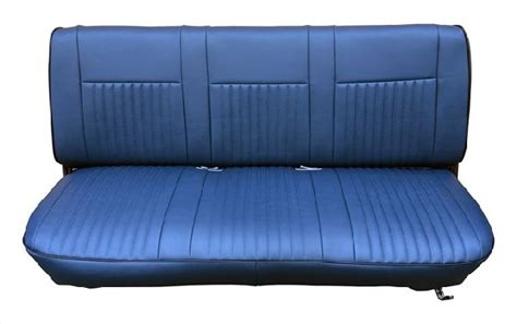 1991 toyota pickup bench seat 87 91 ford full size truck standard cab seat upholstery