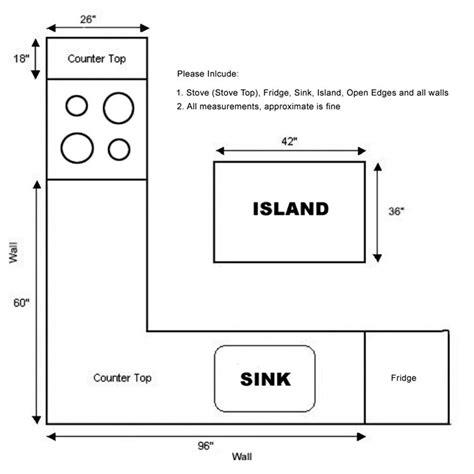 types of kitchen layout pdf granite perfection