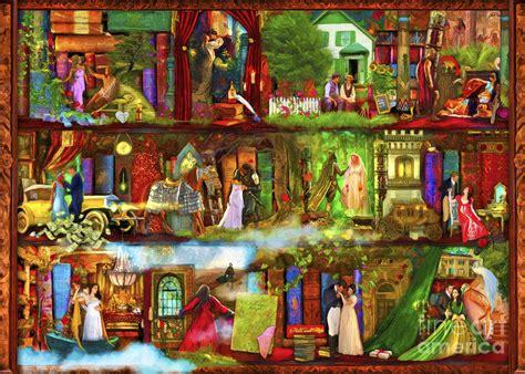 Wood And Metal Wall Decor Heroes And Heroines Digital Art By Aimee Stewart