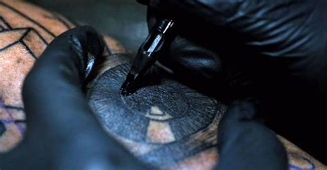 tattoo pen slow motion slow motion tattoo video could cure a fear of needles