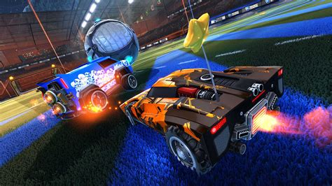 Big Car Garage rocket league screenshots geforce