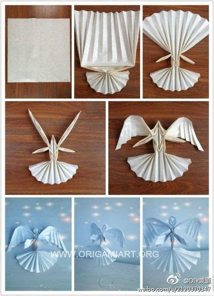 tutorial origami angel 10 best images about angels on pinterest christmas