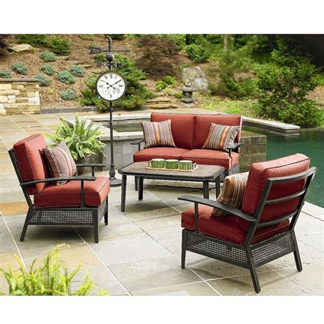 Replacement Cushions For Patio Sets Sold At Sears Garden