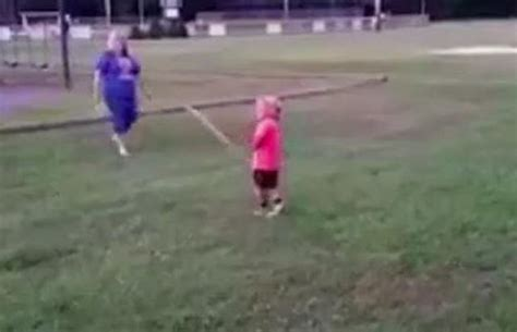 baseball bat flip swing this little kid s epic wiffle ball bat flip makes yasiel