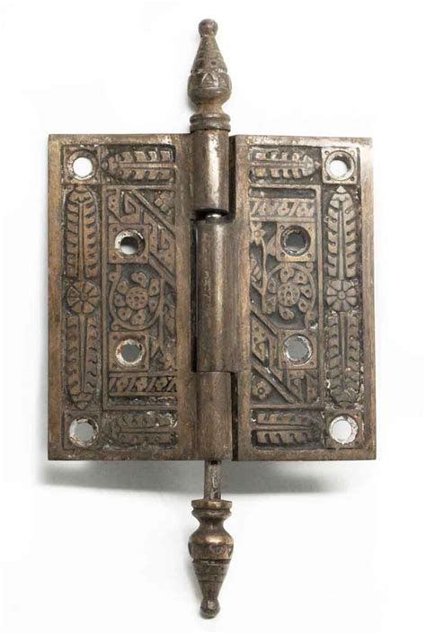 decorative door hinges decorative bronze ornate hinge olde good things