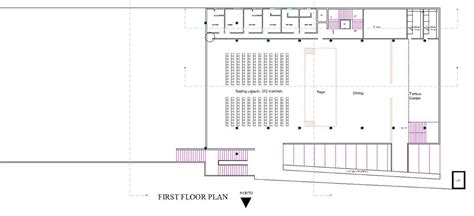marriage hall floor plan kalyana mandapams wedding hall on behance