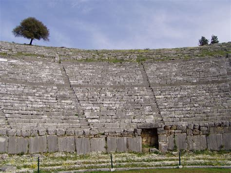 greek theatre ancient greece classical greek theatre images