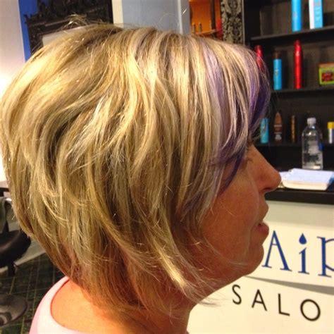 foil placement for purple bangs 17 best images about hair foils on pinterest olivia d