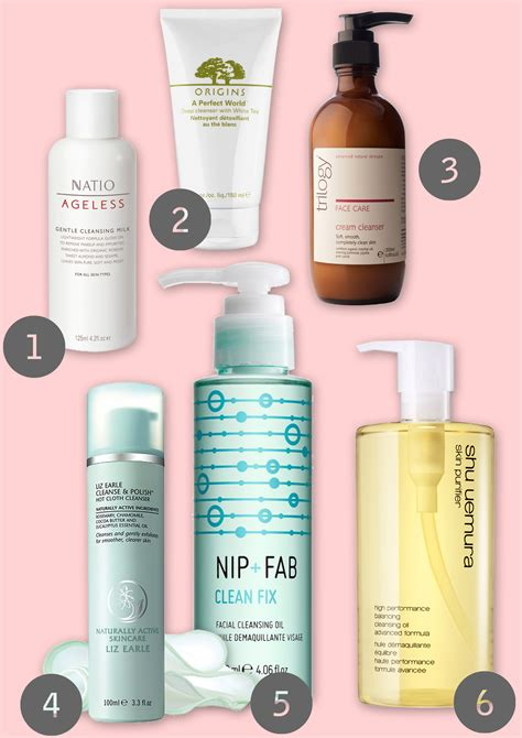 Best Detox Wash by Six Of The Best Cleansers And The East