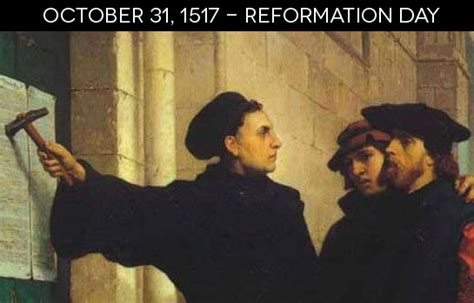 october 31 1517 paperback martin luther and the day that changed the world books october 31 1517 the reformation day