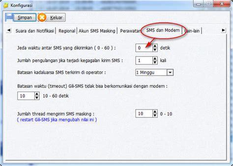 Modem Gili Sms testing gili sms dengan modem gsm huawei e220