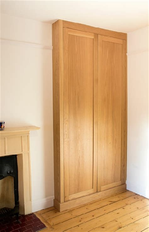 built in armoire fitted alcove wardrobes
