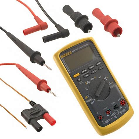 how to check capacitor with fluke 87 fluke 87 5 fluke electronics test and measurement digikey