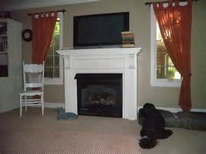 white fireplace mantels our sears kit home fireplace mantel