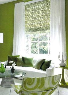 Green And White Patterned Curtains Inspiration 1000 Images About Shades On Shades Shades And Diy Shades
