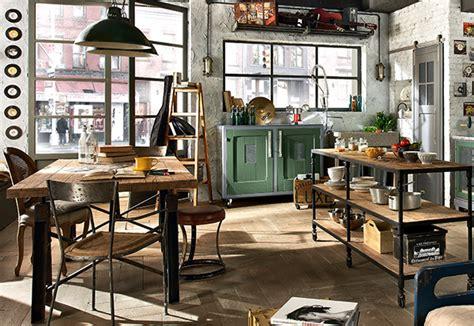 arredamento vintage industriale cucina in stile industriale vintage mobili toson