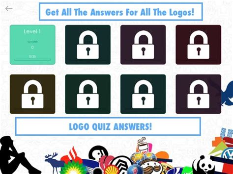 logo quiz answers level 6