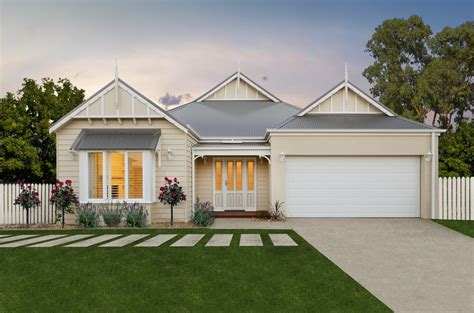 weatherboard home design premier builders group the cloverlea single storey