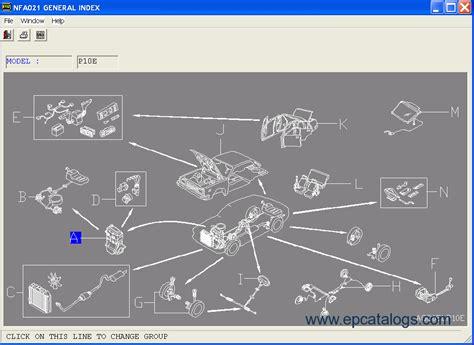 download car manuals 2000 infiniti i spare parts catalogs nissan ar 2013 spare parts catalog download