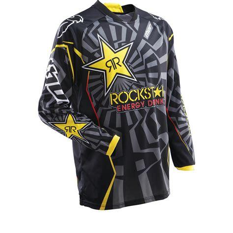 energy motocross jersey thor phase s12 rockstar energy motocross jersey