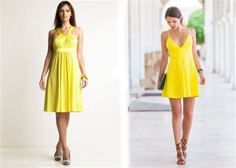 what color shoes with yellow dress yellow dresses what to wear with yellow dress ladylife