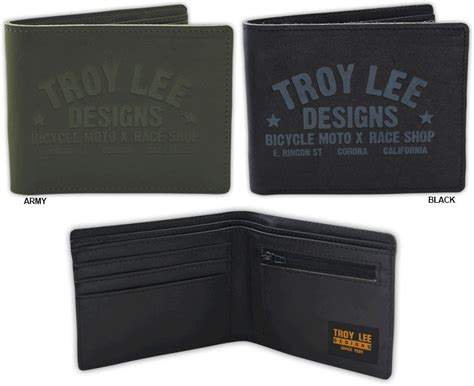 troy company wallet troy company troy designs doubled wallet bto sports
