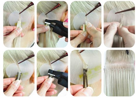 best way to remove keratin hair extensions how do you remove bonded hair extensions at home of
