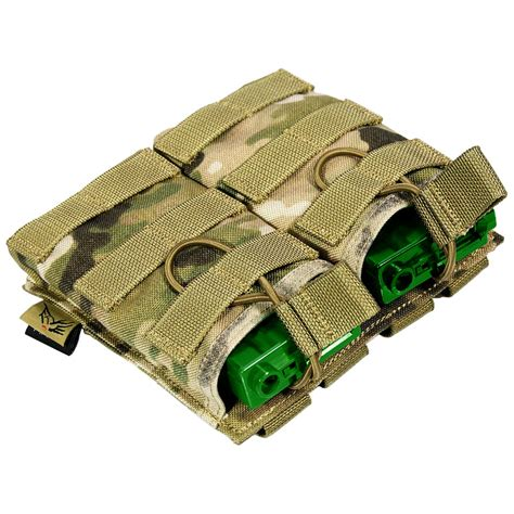 discount molle pouches flyye ev universal magazine pouch molle multicam