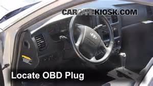 Hyundai Check Engine Codes Engine Light Is On 2002 2005 Hyundai Sonata What To Do