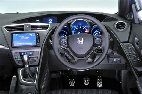 honda dashboard honda civic review 2017 autocar