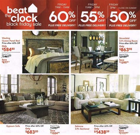 black friday deals on couches ashley furniture black friday ad 2015