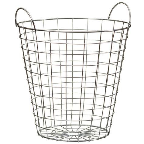 chrome wire waste paper basket chrome wire waste paper metal wire bin household waste paper baskets b m