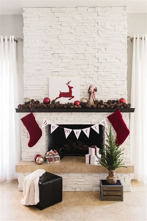 Decorating Your Mantle by 50 Mantles For Some Serious Decorating Inspiration