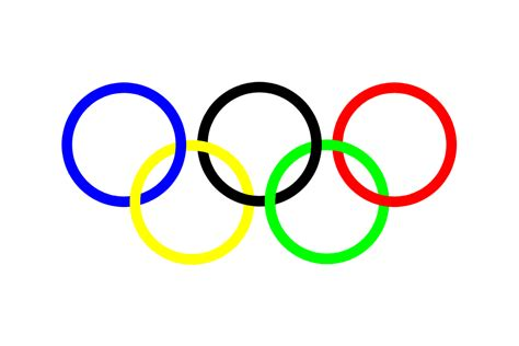 olympic rings colors cards by america all about the olympics at hmfmc